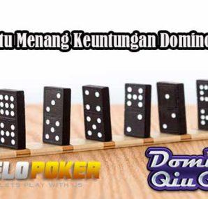 Strategi Jitu Menang Keuntungan DominoQQ Online