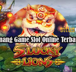 Trik Menang Game Slot Online Terbaru 2021